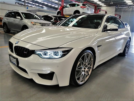 Bmw M4 3.0tt Coupe Competition Package 2018