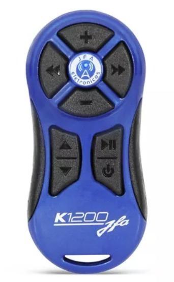 Controle Remoto Universal Longa Distância Jfa K1200 Azul