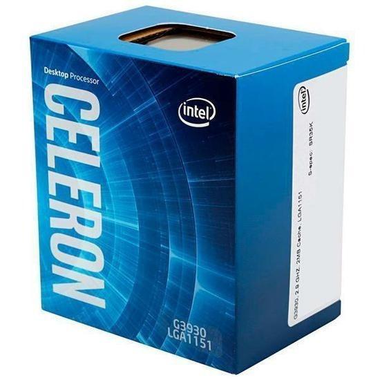 Processador Intel Lga 1151 Celeron G3930 2.9ghz 2mb 7th Gen