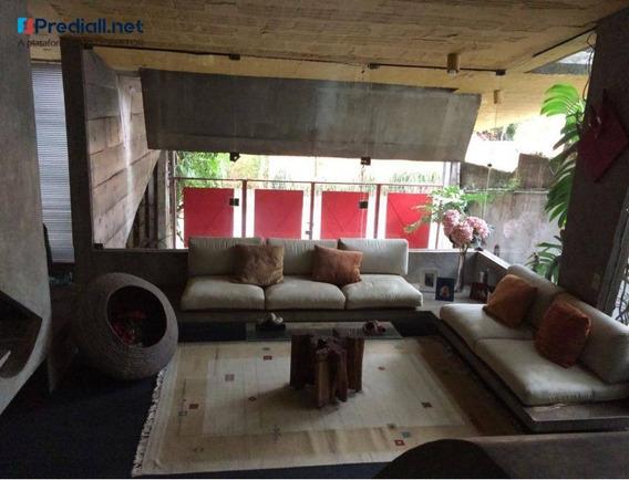 Sobrado À Venda, 290 M² Por R$ 1.100.000,00 - Jardim Morumbi - São Paulo/sp - So0993