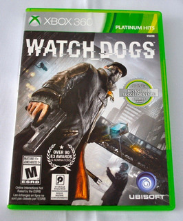 Watch Dogs 1, Xbox360