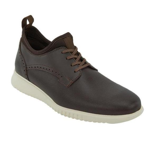 Zapato Casual P/caballero Mundo Terra 017662 Uy4