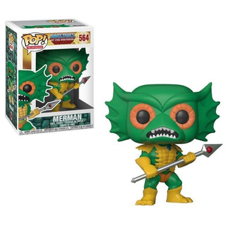 Funko Pop Merman Master Of The Universe 539 - Titi Toys