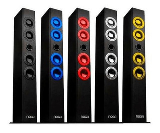 Parlante Bluetooth Noga Ngs-b1910 Inalámbrica Tower