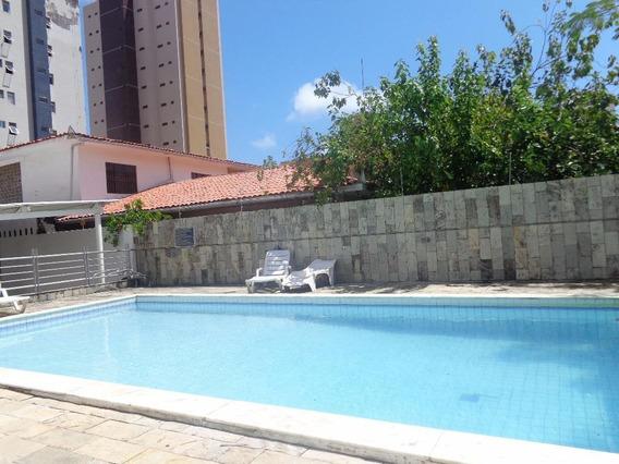 Apartamento Em Aeroclube, João Pessoa/pb De 80m² 3 Quartos Para Locação R$ 1.000,00/mes - Ap300027
