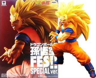 Banpresto Dragon Ball Goku Ss3 Original