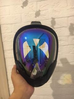 Ótima Mascara Mergulho Diversão Garantida Usada