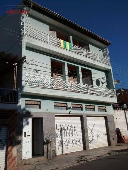 Sobrado Residencial À Venda, Vila Rosalina, Franco Da Rocha. - So0268