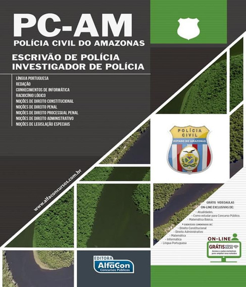 Policia Civil Do Amazonas