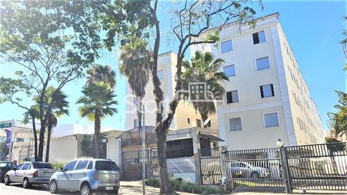 Imagem 1 de 26 de Apartamento À Venda Em Vila Industrial - Ap007288