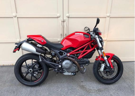 Ducati Monster 800 2013 Nacional Solo 14 Mil Kms