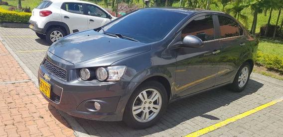 Chevrolet Sonic Lt Full Equipo Sound Roof