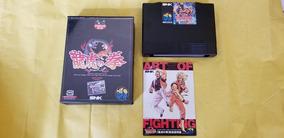 Art Of Fghter 1 Original Japonês Neo Geo Aes.