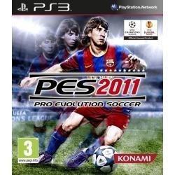 Jogo Semi Novo Pes 2011 Pro Evolution Soccer Playstation 3