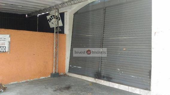Salão Comercial Para Locação, Bosque Dos Eucaliptos, São José Dos Campos. - Sl0111