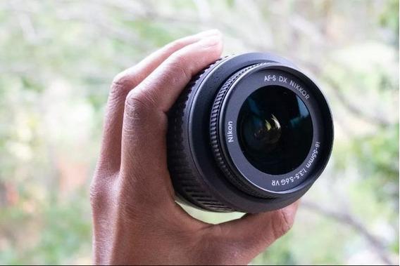 Objetiva Nikon 18 55