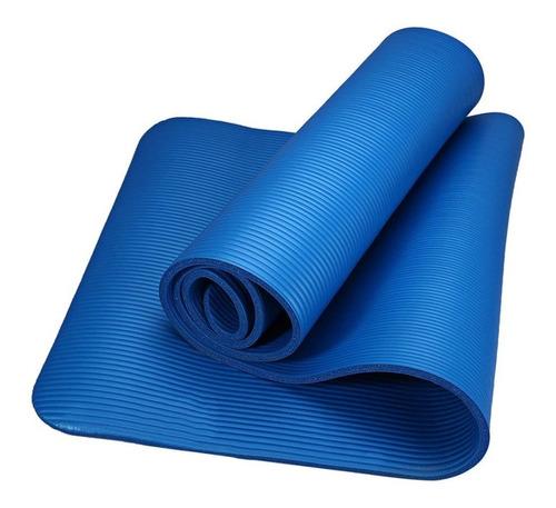 Yoga Mat Colchoneta Proyec Pilates Neoprene 10mm Fitness