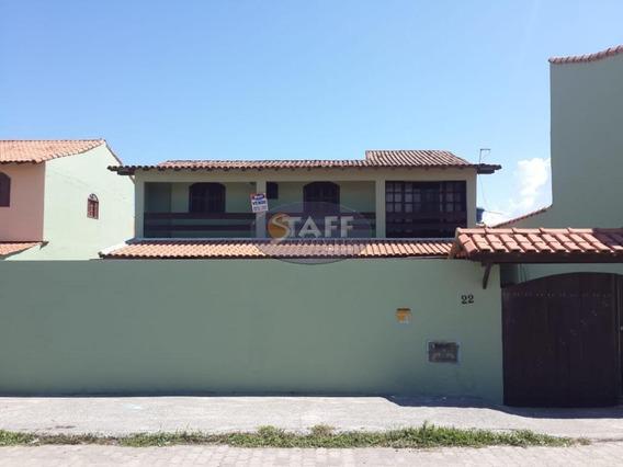 Casa Residencial À Venda, Unamar, Cabo Frio. - Ca1022