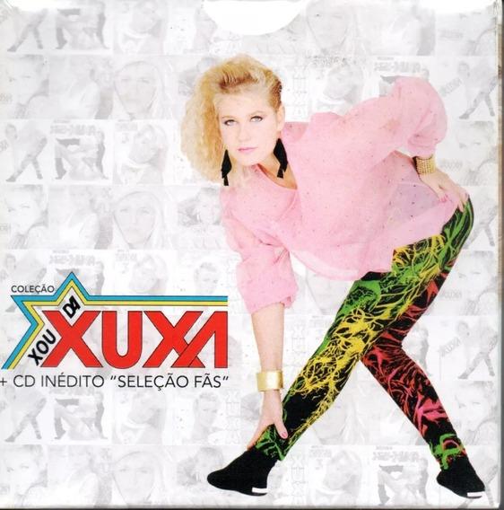Cd Xuxa - Xuxa - Coleção Xou Da Xuxa + Cd Inédito 8 Cd´s