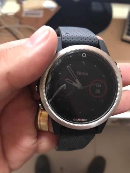 Relógio Garnin Fênix 5s Usado