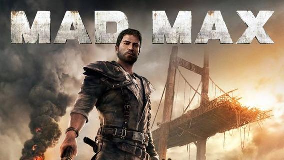 Mad Max Pc Steam (envio Imediato)