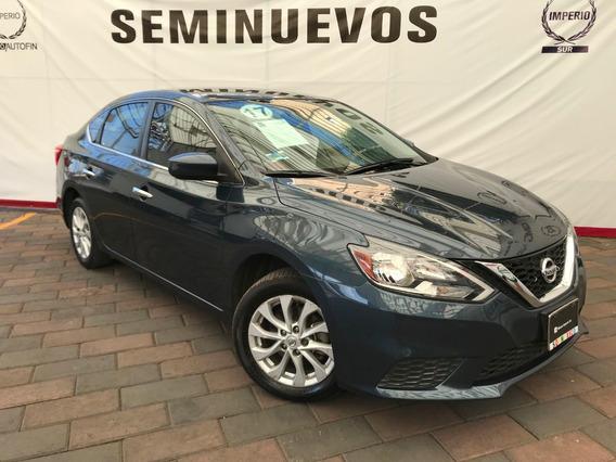 Nissan Sentra Sense Cvt 2017, Llevatelo A Crédito!!!
