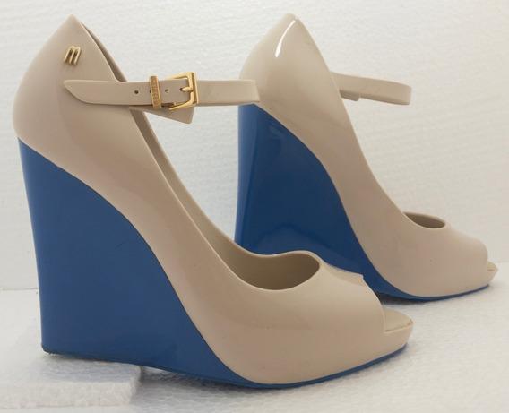 Sapato Sandália Melissa Original - Prism Sp Ad *usado*