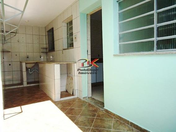 Casa Com 2 Dorms Em Belo Horizonte - Nova Vista Por 800,00 Para Alugar - 416