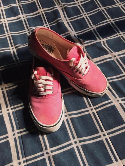 Vans Authentic Rosa Pink