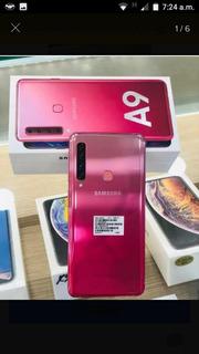 Samsung Galaxy A9 2018 Rodado