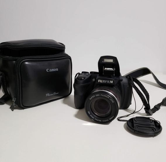 Câmera Semi-profissional Fujifilm Finepix Hs 20exr