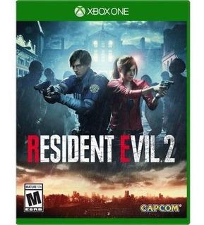 Resident Evil 2 Remake Xbox One Nuevo Sellado Idioma Español