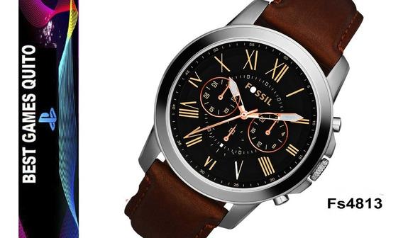 Reloj Fossil Para Hombre 4813 Originales Nuevos Desde