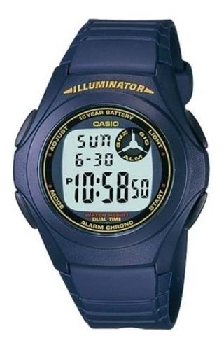 Reloj Casio F-200w Colores Surtidos/relojesymas