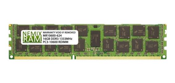 Memoria Ram Nemix De 16 Gb Para Apple Mac Pro 2010 Y 2012.