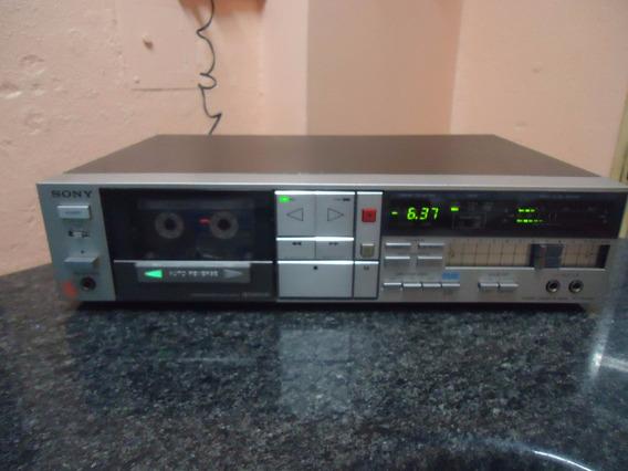 Tape Deck Sony Modelo Tc-fx510r