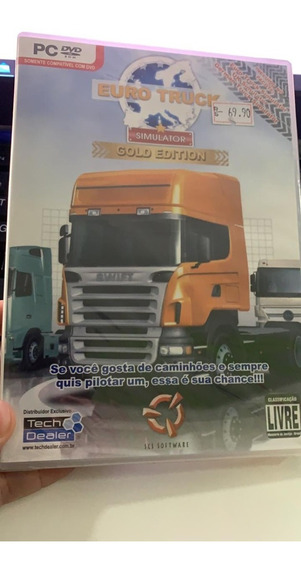 Euro Truck Simulator Gold Edition - Pc Lacrado Original