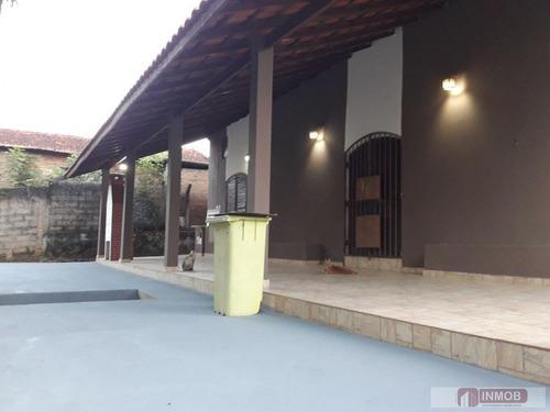 Imagem 1 de 8 de Chácara Para Venda Em Taubaté, Barreiro, 1 Dormitório, 1 Suíte, 1 Banheiro - Ch0010_1-1595630
