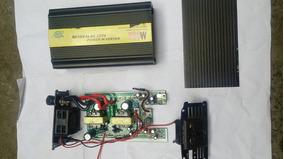 Inversor Para Retirada De Peças 500 Watts Com Defeito