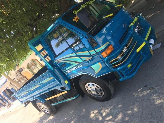 Daihatsu Delta Año 2002 En Excelentes Condiciones