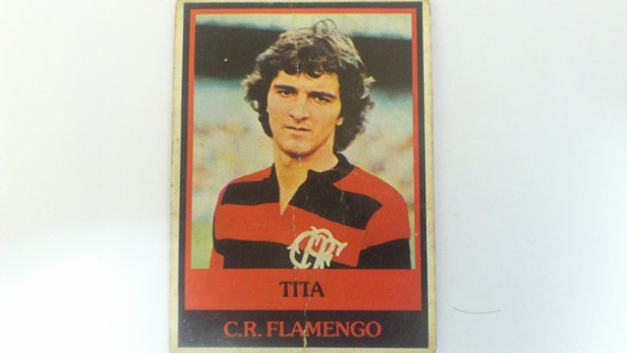 Futebol Cards Tita Flamengo