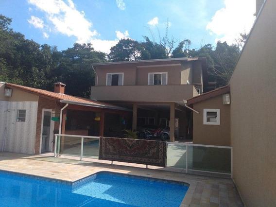 Casa Com 5 Dormitórios À Venda, 298 M² Por R$ 1.272.000 - Jardim Tupanci - Barueri/sp - Ca0260