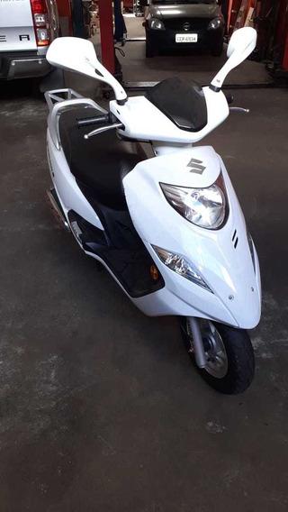 Scooter Burgmam 125i 2015/16