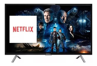 Smart Tv Led 32 Hitachi Hd Smart 17 Netflix Youtube Directo