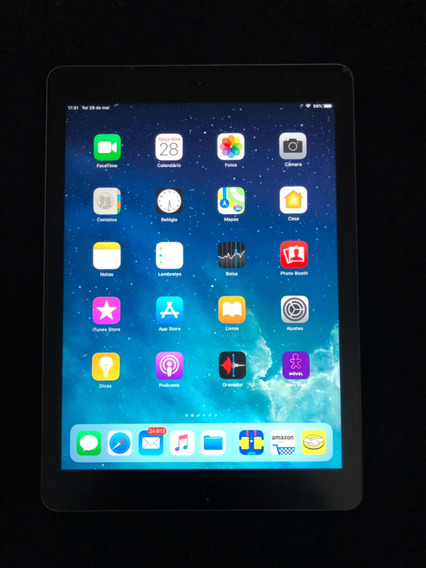 iPad Air Wifi 32gb Space Gray-bra