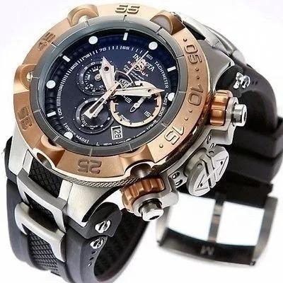Relógio Tgb5476 Invicta 12880 Subaqua Original Borracha