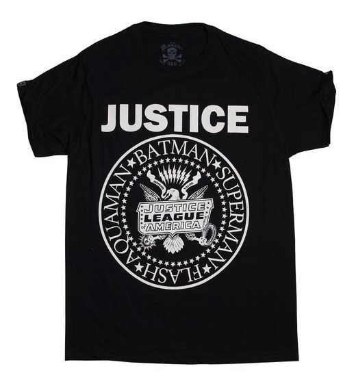 Playera Justice | Kingmonster