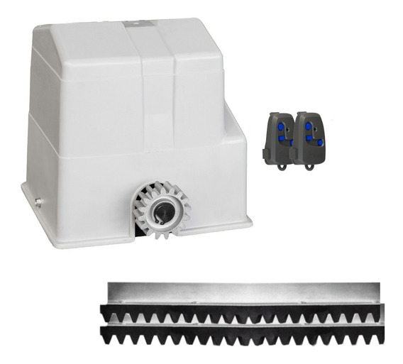 Kit Completo Motor Desliz Super Flash 1/2 Hp 5,5m Peccinin
