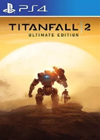 Titanfall 2 Ultimate Edition Ps4 Midia Digital Primária