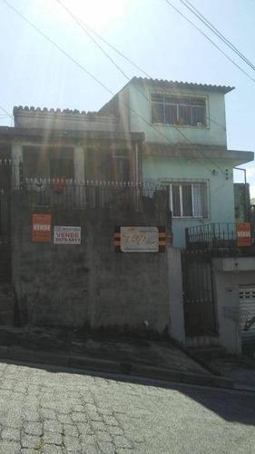 Sobrado Com 2 Dormitórios À Venda, 120 M² Por R$ 340.000 - Pirituba - São Paulo/sp - So0672